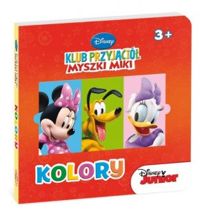 DISNEY JUNIOR. KOLORY