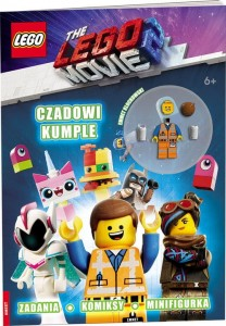 LEGO Movie 2 Czadowi kumple + FIGURKA Emmet