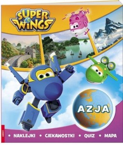 Super Wings Azja