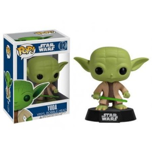 Figurka Funko POP Yoda Star Wars Bobble 02