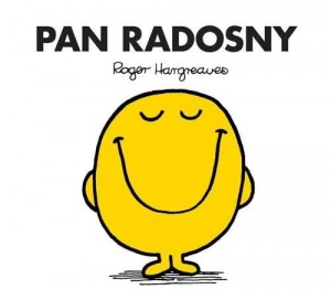 Pan Radosny Roger Hargreaves